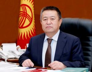 Ч.Турсунбеков
