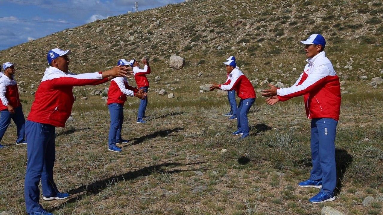 кыргыз улакчылары